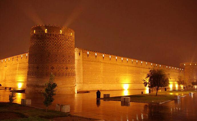 Citadel-of-Karim-khan