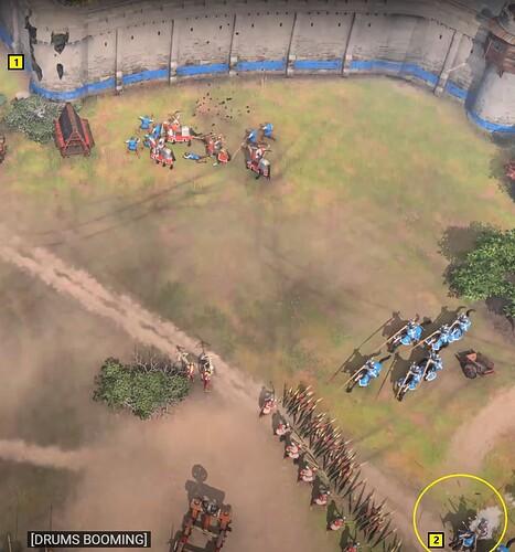 NORMAN - Arrows & Wall Destruction