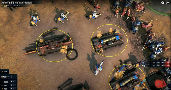 MISC - Ghost Workers in Siege Units