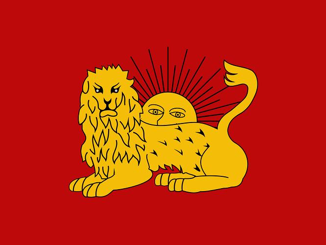Persian flag