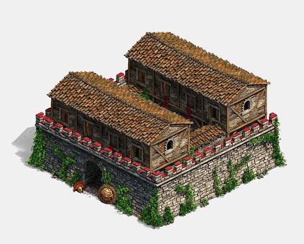 Capture Greek Fort