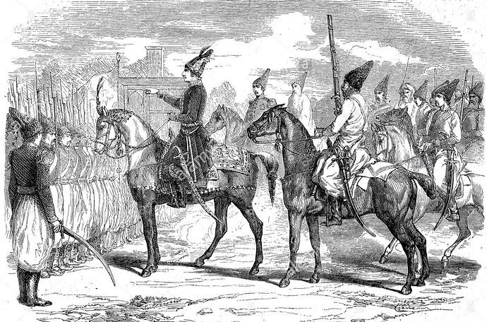 crimean-war-naser-al-din-shah-qajar-1831-1896-also-nassereddin-shah-K873MG