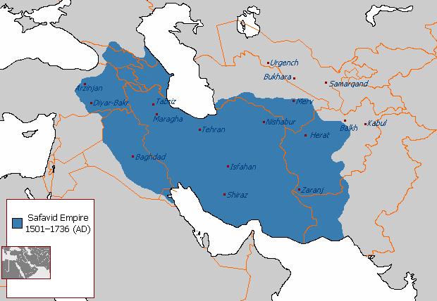 The_maximum_extent_of_the_Safavid_Empire_under_Shah_Abbas_I
