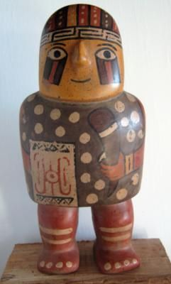 Guerrero Wari Ceramica