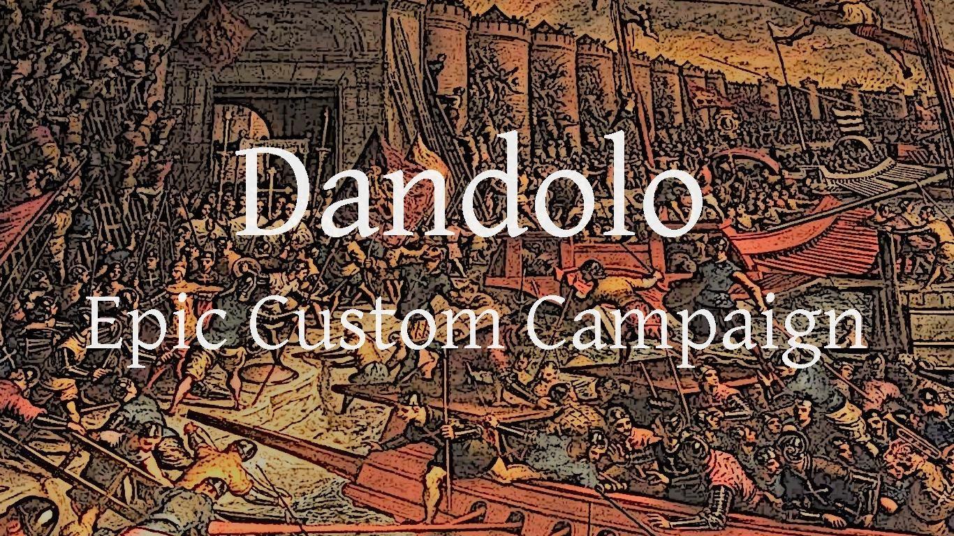 r/aoe2 - New custom Campaign for DE: Dandolo