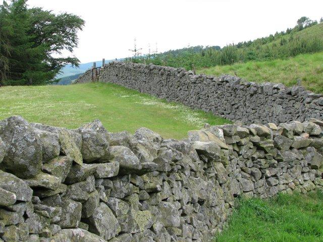 AoE2 mighty stone walls